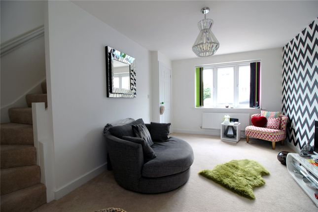 Thumbnail Semi-detached house for sale in Lamphouse Way, Wolstaton, Newcastle-Under-Lyme