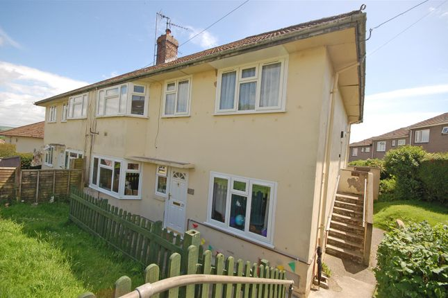 Thumbnail Flat for sale in Brongwinau, Comins Coch, Aberystwyth