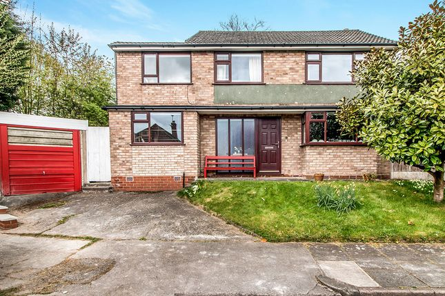 Thumbnail Detached house for sale in St. Austell Avenue, Astley, Tyldesley, Manchester