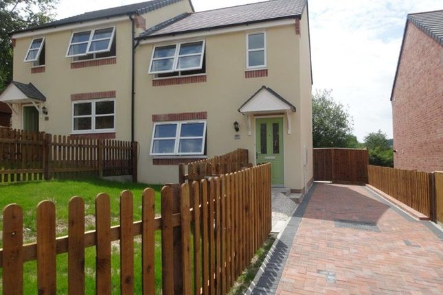 Thumbnail Semi-detached house for sale in Edmunds Way, Cinderford
