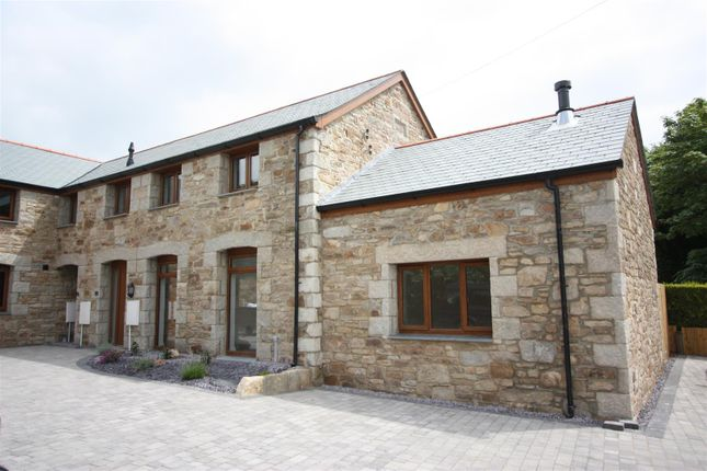 Thumbnail Semi-detached house to rent in Priory Road, St Columb Minor, Newquay