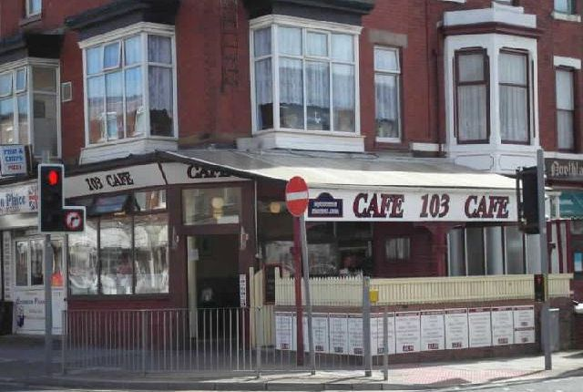 Restaurant/cafe for sale in Coronation Street, Blackpool