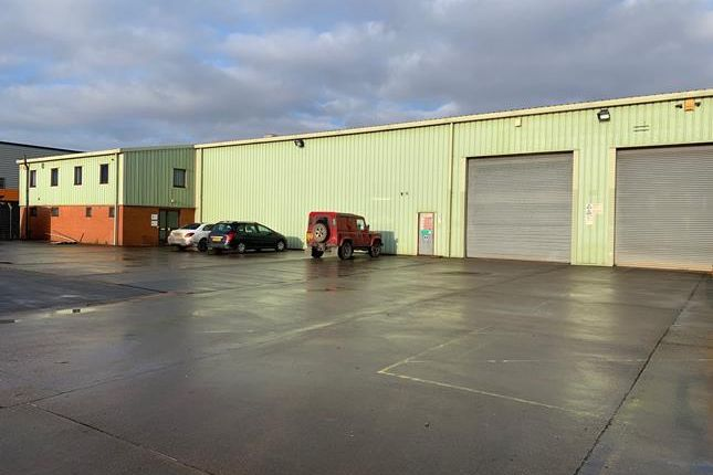 Thumbnail Light industrial to let in Rear Unit, Plot 4, Atkinsons Way, Foxhills Industrial Estate, Scunthorpe, North Lincolnshire