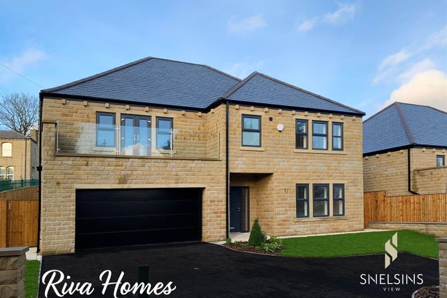 Thumbnail Detached house for sale in The Addington, Snelsins View, Cleckheaton