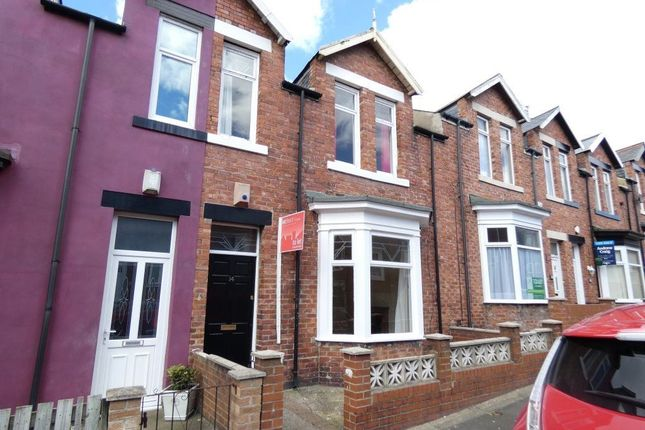Thumbnail Terraced house to rent in Fox Street, Sunderland