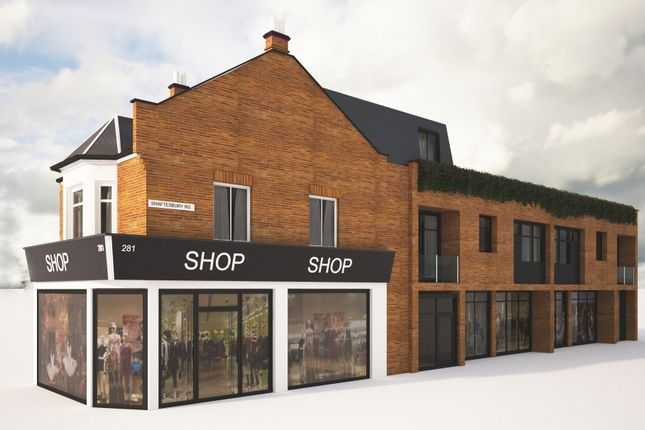 Retail premises to let in Shaftesbury Rd, Upton Park