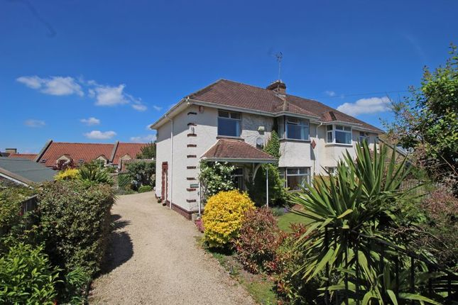 Thumbnail Semi-detached house for sale in Greenway Lane, Bath