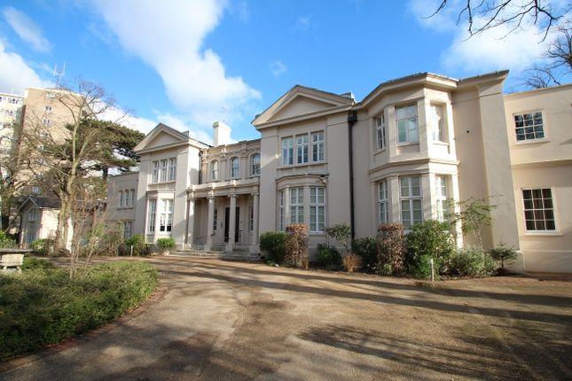Thumbnail Flat to rent in Wimbledon Parkside, Wimbledon, London
