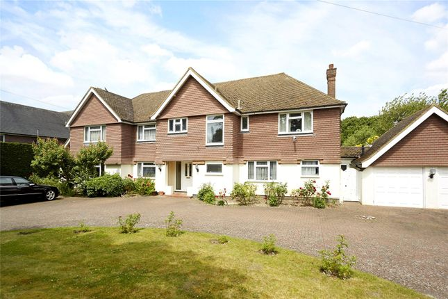 Thumbnail Detached house for sale in Golf Side, Cheam, Sutton