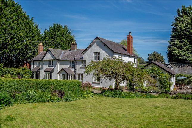 Thumbnail Detached house for sale in Adforton, Leintwardine, Nr Ludlow, Shropshire