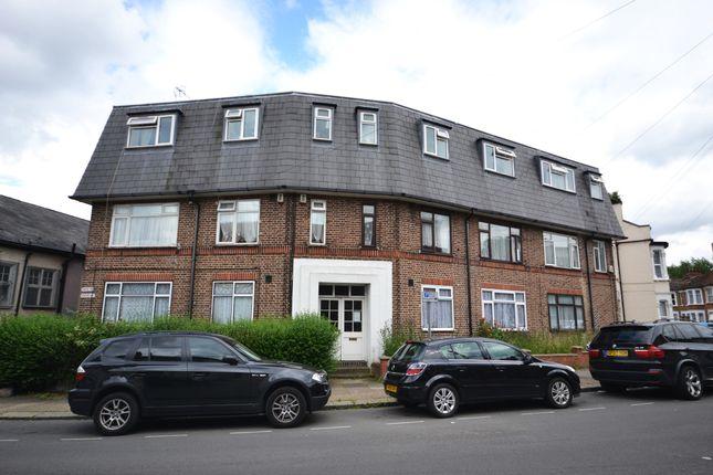 Thumbnail 2 bed flat for sale in Herga Mansions, Herga Road, Wealdstone / Harrow Weald Borders