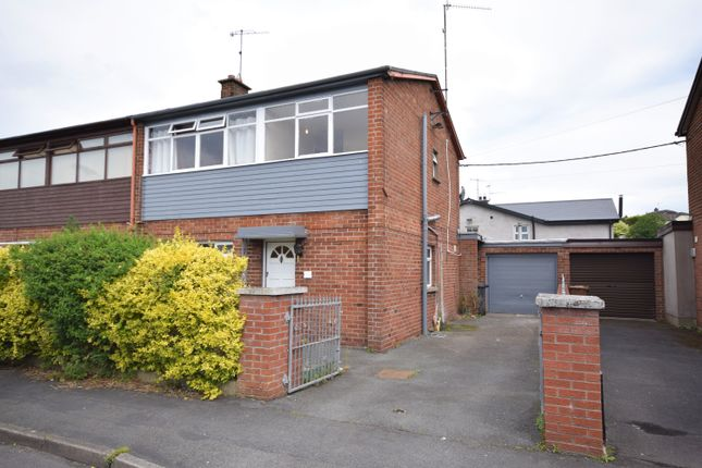Thumbnail Semi-detached house for sale in Desart Lane Gardens, Armagh