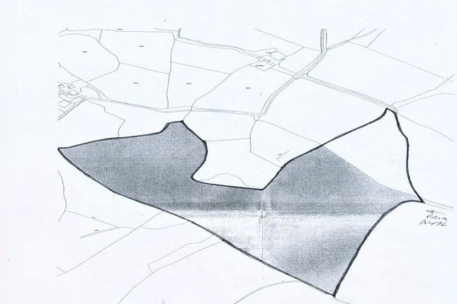 Thumbnail Land for sale in Between Tumble And Llannon, Pontyberem, Llanelli, Carmarthenshire
