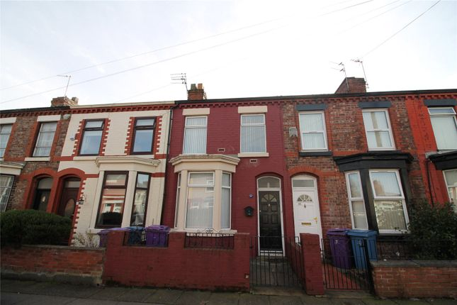 Thumbnail Terraced house to rent in Eastbourne Road, Walton