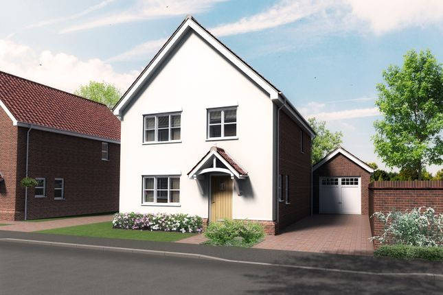 Thumbnail Detached house for sale in Plot 21, Barn Owl Close, Reedham