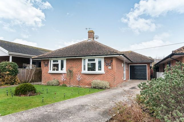 Thumbnail Bungalow for sale in Pebsham Drive, Bexhill-On-Sea