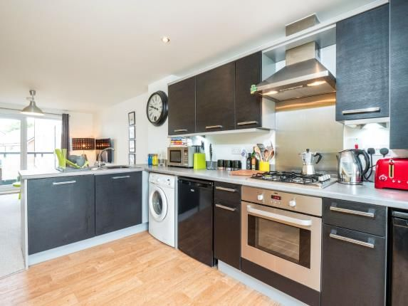 Kitchen of Christie Lane, Salford, Greater Manchester M7