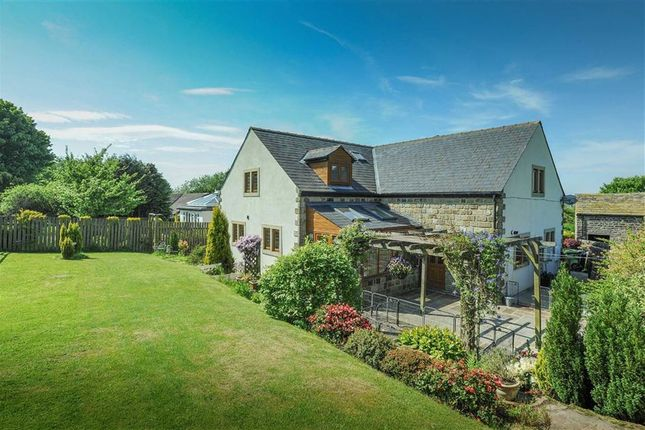 Thumbnail Detached house for sale in Moss Carr Road, Keighley, West Yorkshire