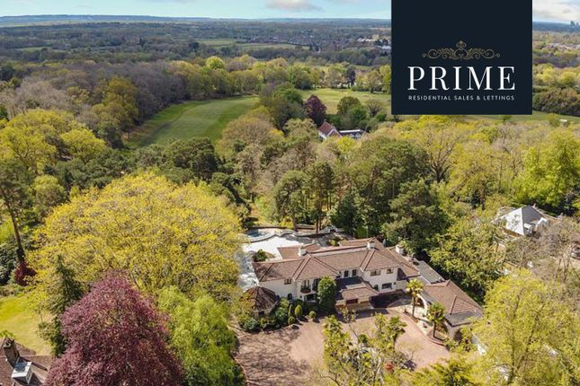 Thumbnail Detached house for sale in South Ridge, St George's Hill, Weybridge