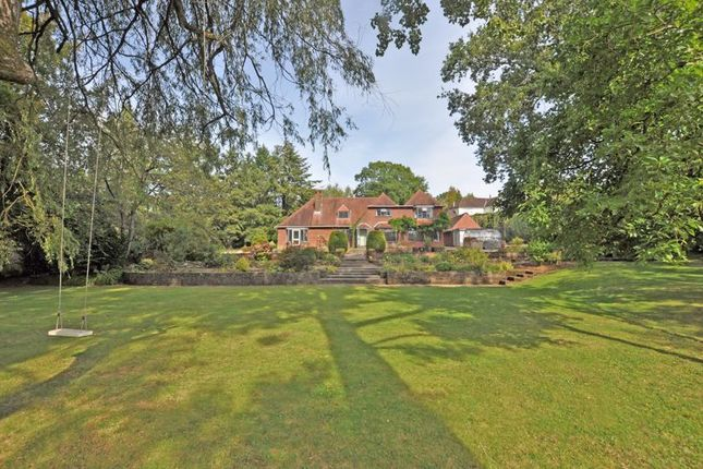 Thumbnail Detached house for sale in Incredible Gardens, Glasllwch Lane, Newport
