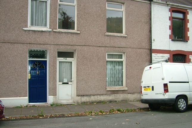 Thumbnail Terraced house to rent in Mountview Terrace, Aberavon