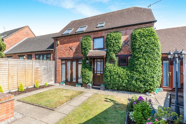 Thumbnail Terraced house for sale in Hill Farm, Inkberrow, Worcester