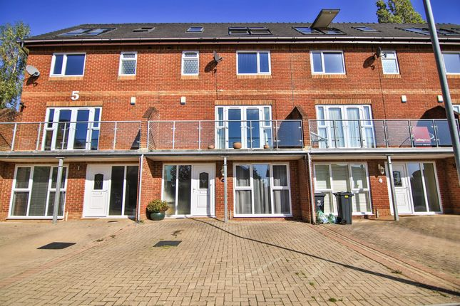 Thumbnail Town house for sale in Brandreth Gardens, Ladymary, Cyncoed