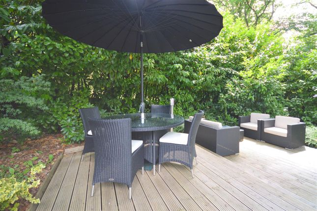 Rear Garden of Silver Close, Kingswood, Tadworth KT20