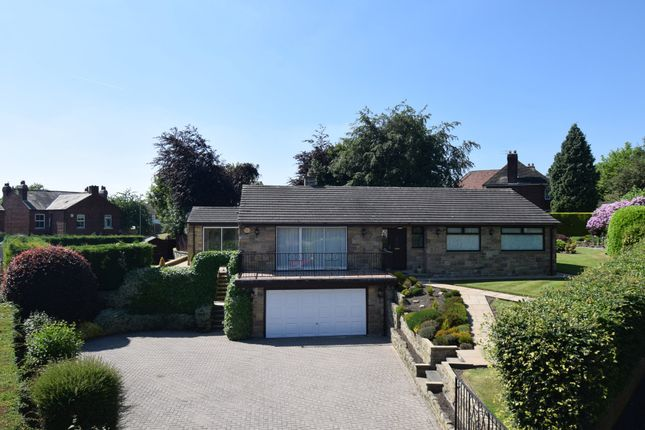 Thumbnail Detached bungalow for sale in Broomhall Crescent, Wakefield