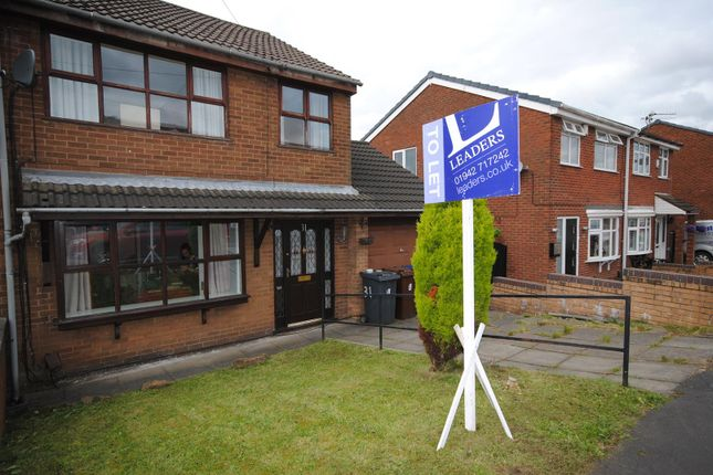 Thumbnail Semi-detached house to rent in Elizabethan Drive, Springview, Wigan
