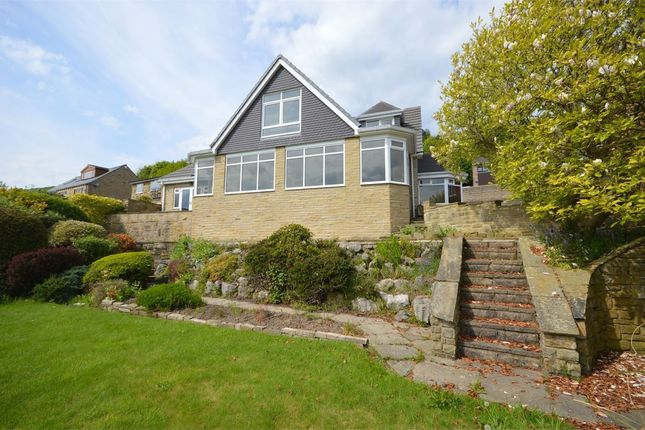 Thumbnail Detached house for sale in Low Road, Thornhill Edge, Near Wakefield, West Yorkshire