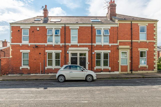 Thumbnail Maisonette for sale in Brentwood Avenue, West Jesmond, Newcastle Upon Tyne