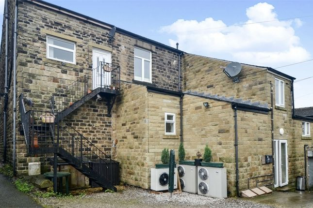 2 bed flat for sale in Station Road, Hadfield, Glossop, Derbyshire
