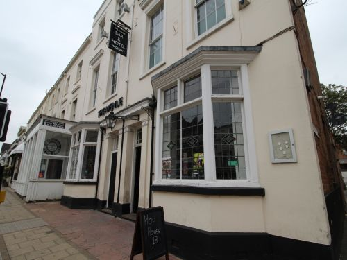 Thumbnail Flat to rent in Spencer Street, Leamington Spa