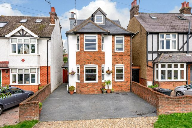 Thumbnail Detached house for sale in Sandridge Road, St.Albans