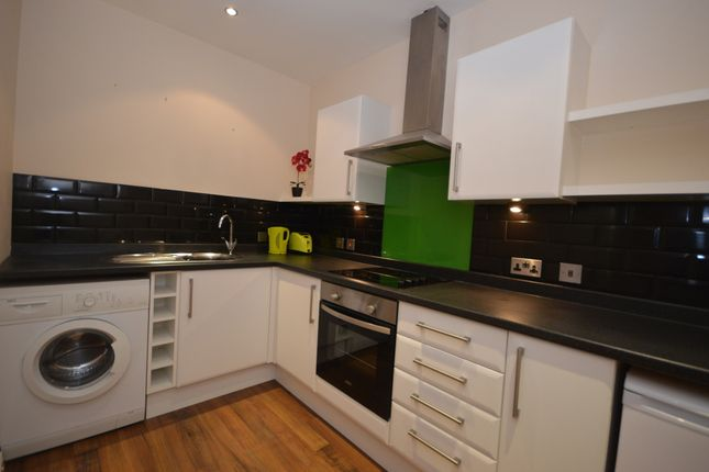 Thumbnail Flat to rent in Telford Street, Inverness, Highland