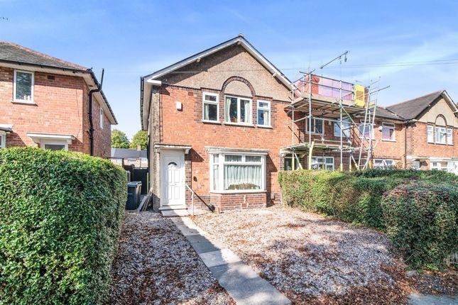 3 bed end terrace house for sale in Langstone Road, Birmingham B14