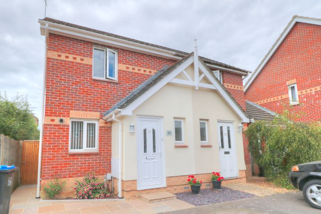 Thumbnail Semi-detached house for sale in Essenhigh Drive, Worthing