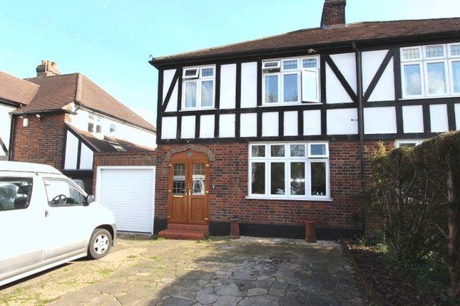 Thumbnail Semi-detached house for sale in Kings Lane, Sutton