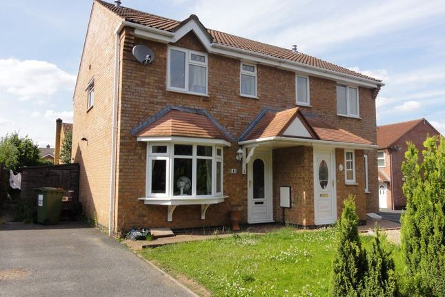 Thumbnail Property to rent in Abingdon Drive, Belmont, Hereford