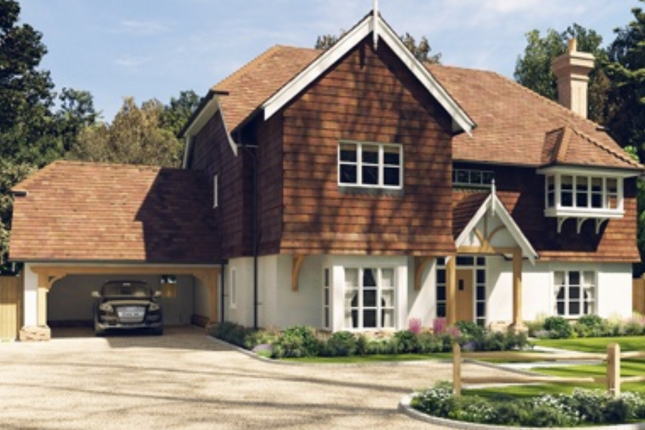 Thumbnail Detached house for sale in The Aspen, Wadhurst Place, Mayfield Lane, Wadhurst, East Sussex