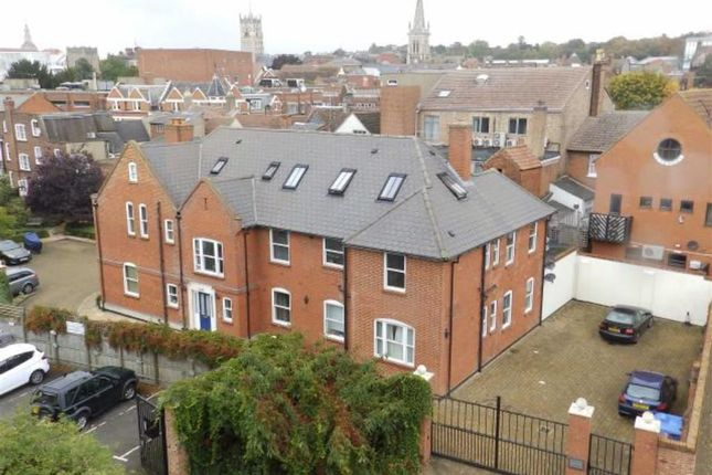 Thumbnail Flat to rent in Wingfield Street, Ipswich