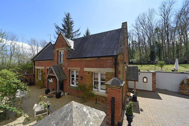 Thumbnail Detached house for sale in Teeton, Northampton