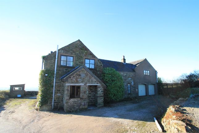 Thumbnail Detached house for sale in Ipstones Edge, Ipstones, Stoke-On-Trent