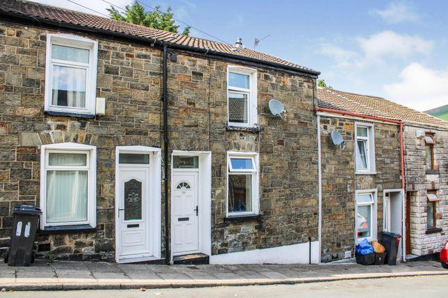 2 bed terraced house for sale in Windsor Street, Troedyrhiw CF48