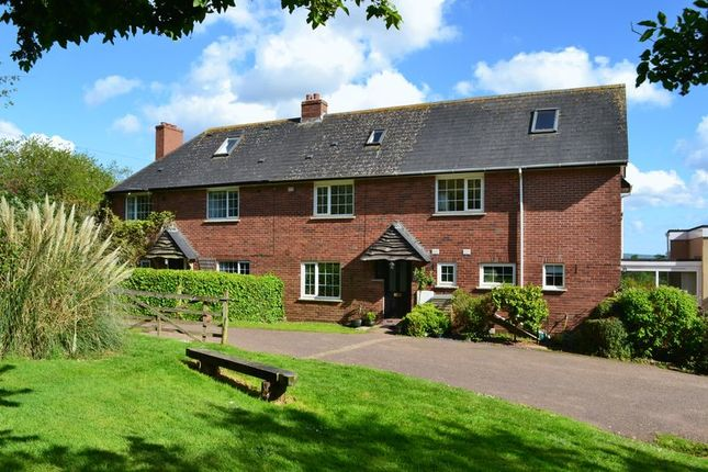Thumbnail Detached house for sale in Church Hill, Pinhoe, Exeter