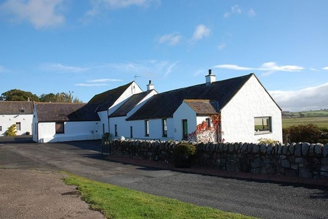 Thumbnail Detached house for sale in Tides Reach, New Abbey, Dumfries