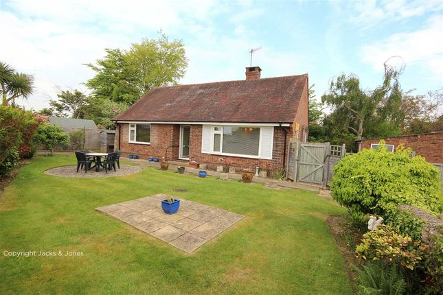 Bungalow for sale in Ashacre Lane, Worthing