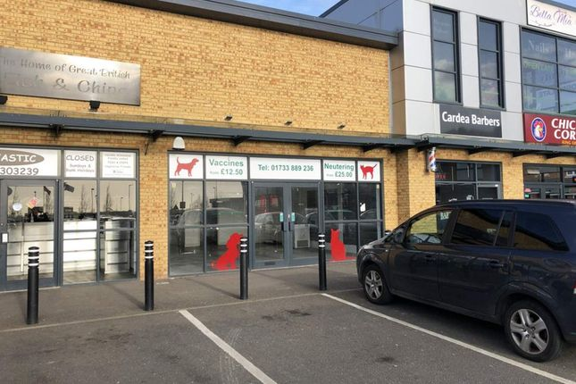 Thumbnail Retail premises to let in Unit 2, Cardea District Centre, Peterborough
