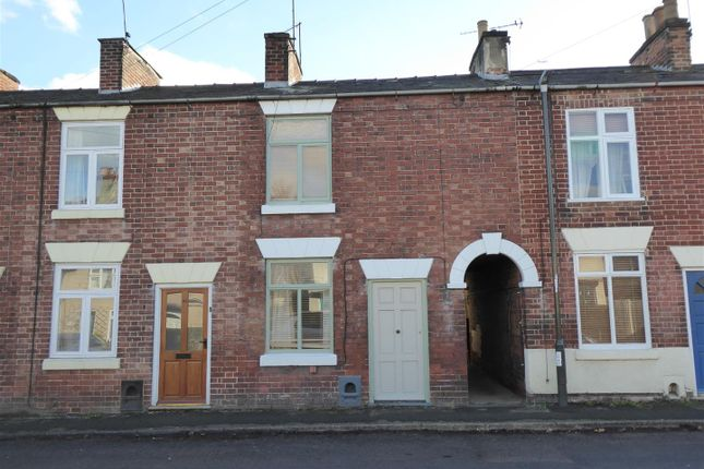 2 bed terraced house to rent in Station Road, Melbourne, Derby DE73